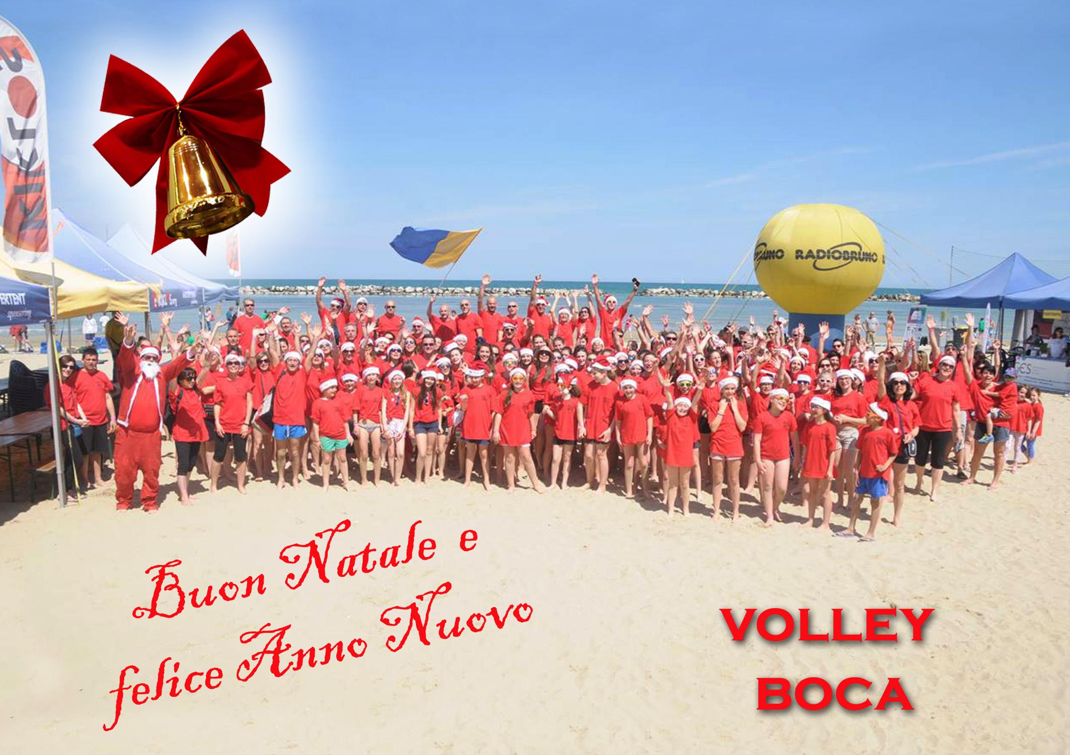 Auguri Volley Boca